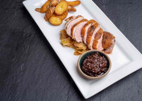 , Margaux's Restaurant